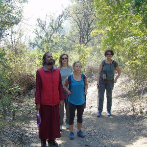 Nature meet up with during Yoga Teacher Training