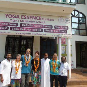 Groupp Of Holistic Yoga Teacher Training