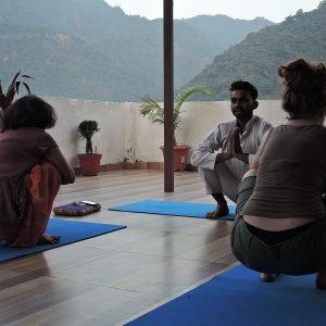 Yoag Teacher Training With Yoga Teacher