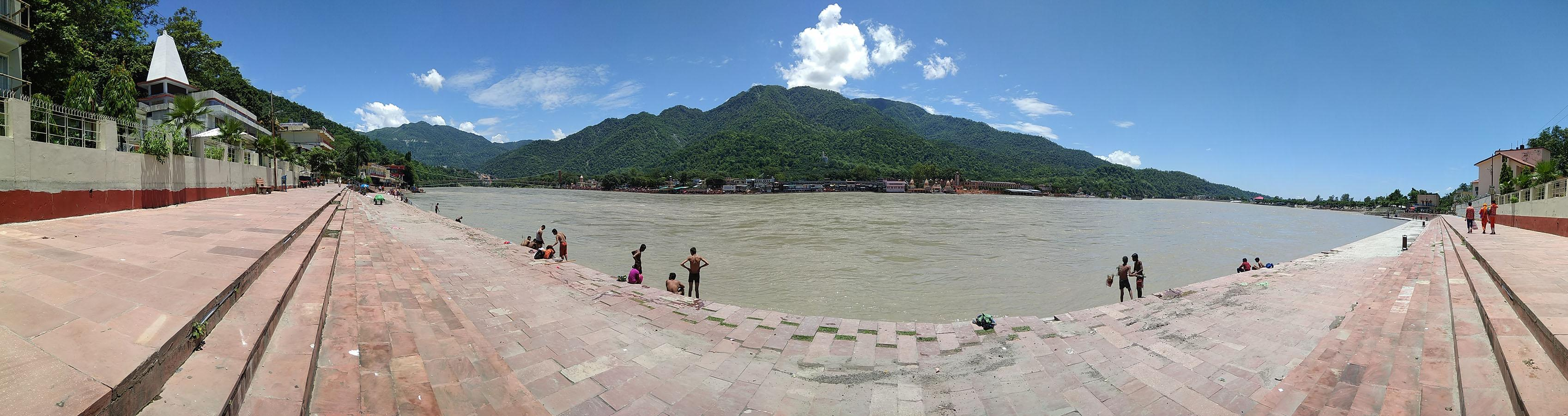holy ganga river