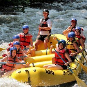 Rafting With Mediattion Teacher Training Group