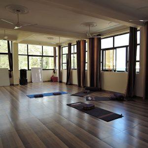 Yoga training Hall