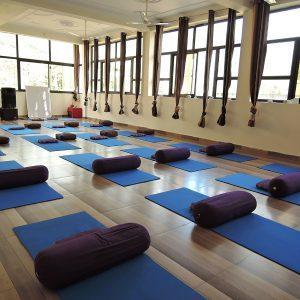 Yoga Hall In yoga Essence