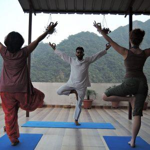 200 Hour Transformational Yoga Teacher Training Rishikesh India