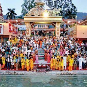 Ganga Aarti Of Rishikesh