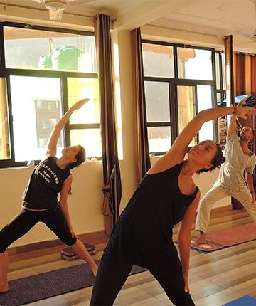 100 HOUR TRANSFORMATION YOGA TTC