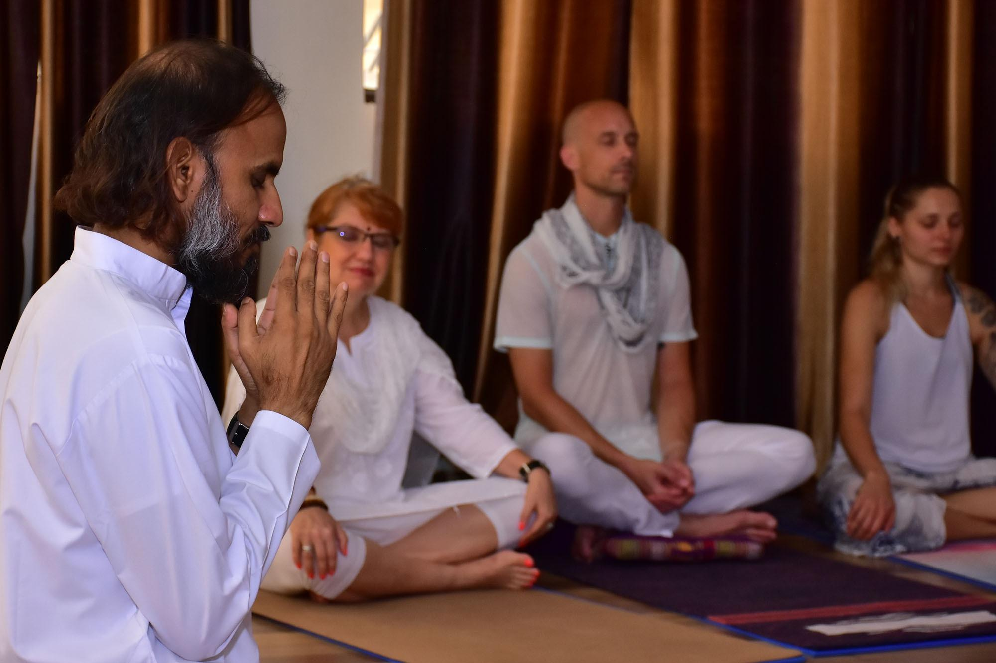 Meditation Training India