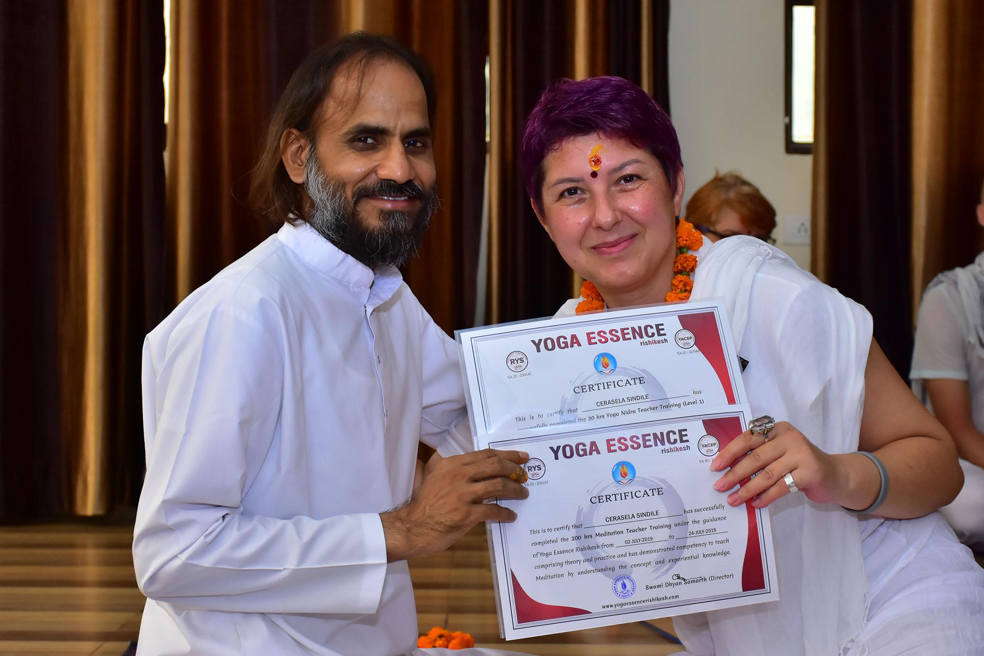 meditation school india